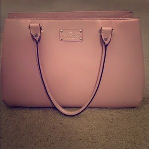 Authentic Kate Spade Wellesley Elena bag in blush